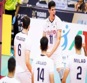 ۵ ایرانی در جمع تیم رویایی والیبال آسیا