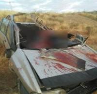 4 عضو یک خانواده در حادثه رانندگی در زنجان جان باختند