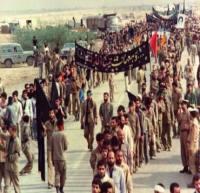 مراسم عزاداری ماه محرم قوت قلب رزمندگان اسلام در جبههها بود