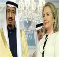 اعتراف کلینتون به حمایت عربستان و قطر از گروه تروریستی داعش