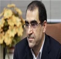 وزیر بهداشت از بیمارستان رازی ماهنشان بازدید کرد