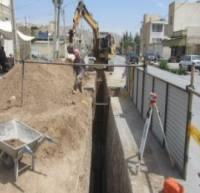 گلایه مردم از پروژه فرسایشی فاضلاب شهری محمودآباد/ پروژهای با 24 ماه زمان اما همچنان ناتمام!