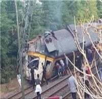 خارج شدن قطار از ریل در کامرون 53 کشته و بیش از 300 زخمی بر جای گذاشت