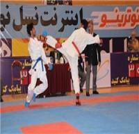 رقابت 18 تیم در مسابقات لیگ سبکهای آزاد کاراته قم