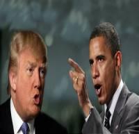 عوت اوباما از ترامپ برای حضور در کاخ سفید