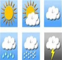 وضعیت جوی زنجان طی چند روز آینده ابری همراه با وزش باد خواهد بود