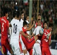 پیروزی تیم ملی ایران برابر گینهنو در نیمه اول