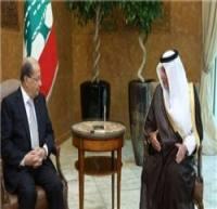 درخواست امیر مکه از «میشل عون» برای سفر به عربستان
