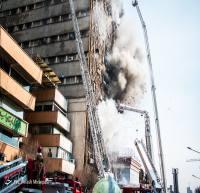 تشکیل کمیته ویژه کمیسیون عمران برای بررسی حادثه پلاسکو