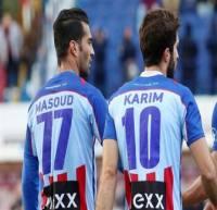 ملاقات دو لژیونر ایرانی در یونان