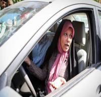 درگیری فائزه هاشمی با نگهبان دانشگاه آزاد پردیس
