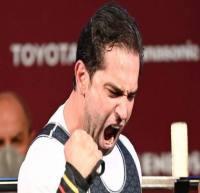 اولین مدال آور ایران در پارالمپیک ٢٠٢٠