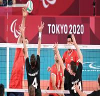 پارالمپیک توکیو| بوسنی هم حریف ایران نشد/ صعود والیبال نشسته به فینال