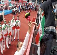 پارالمپیک توکیو  حرکت ارزنده تیم ملی والیبال نشسته پس از قهرمانی/ تقدیر از مادر شهید بابایی