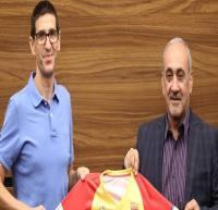 دستیار کالدرون به فولاد خوزستان پیوست