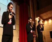 فیلم/ اجرای موسیقی «سردار ایرانی» توسط گروه نبض