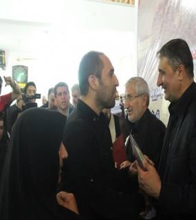 مراسم تحویل هزار سند املاک علوی به متقاضیان در استان مازندران