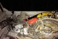 یک کشته و مصدوم بر اثر تصادف در جاده پنبهچوله + عکس