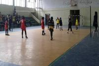 برگزاری مسابقات والیبال بانوان در میاندورود+عکس