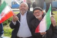 راهپیمایی باشکوه مردم میاندورود در 22 بهمن (1)