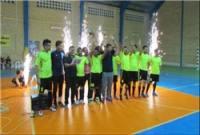 پایان مسابقات بسیج ادارات میاندورود با قهرمانی اداره برق