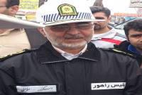 بازدید سردار مومنی از پلیس راه میاندورود