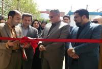 افتتاح مرکز درمان پیشگیری هاری در شهر سورک