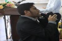 نماز جمعه 29 خرداد 94 در مسجد جامع شهر سورک