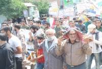 خروش مردم میاندورود در راهپیمایی روز جهانی قدس