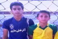 عضویت 2 دانشآموز میاندورودی در تیم فوتسال استان