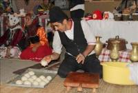 کسب رتبه برتر میاندورود در جشنواره کشوری بومی محلی +تصاویر