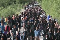 همایش پیادهروی خانوادگی در میاندورود برگزار میشود