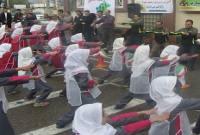 برگزاری طرح کمپین تحرک بدنی در میاندورود