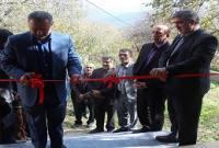 دهیاری روستای سنهکوه افتتاح شد+ تصاویر
