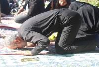 جشن شکرگزاری(سید حمزه بازار) در اسرم برگزار شد