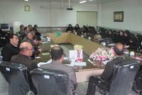 جلسه توجیهی مدیران حوزههای اجرایی امتحانات نهایی دی ماه برگزار شد