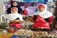 افتتاح نمایشگاه توانمندیهای بانوان در میاندورود