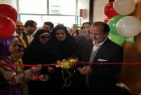 افتتاح نمایشگاه توانمندیهای میاندورودی در دومین روز از دهه فجر