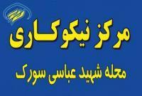 صندوق صدقات شهر سورک به مرکز نیکوکاری شهید عباسی واگذار شد
