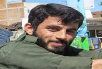 اعلام خبر شهادت حاج سعید کمالی به خانواده اش توسط مسئولان میاندورود