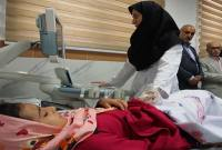 نخستین مرکز سونوگرافی مرکز بهداشتی و درمانی در میاندورود افتتاح شد+ تصاویر