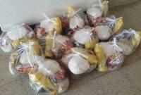توزیع 40 سبدکالا از سوی اداره آب و فاضلاب در بین نیازمندان شهر سورک
