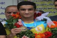 استقبال از قهرمان کشتی آسیا در میاندورود