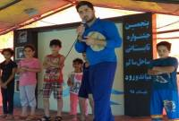 جشنواره ساحل سالم در میاندورود