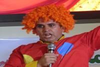 برگزاری جشن ساحل سالم در طرح توسکا میاندورود