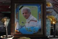 برگزاری مراسم ختم مرحوم منصور پورحیدی در روستای زیدسفلی
