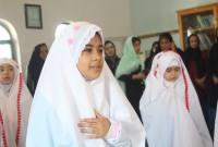 جشن تکلیف دانشآموزان دختر دبستان شهید ولیزاده سورک