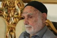 مراسم تشییع جنازه پدر شهید سبزعلی باقری  برگزار شد