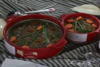 جشنواره غذای خانوادگی در میاندورود برگزار شد