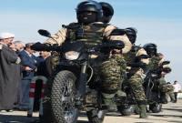 رژه موتوری و خودرویی بهمناسبت ورود امام(ره) در فرودگاه دشتناز میاندورود